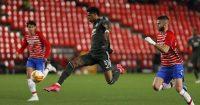 Marcus Rashford Granada Manchester United