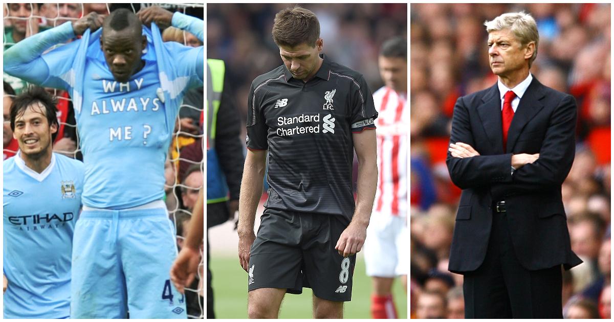 Premier League heaviest defeats