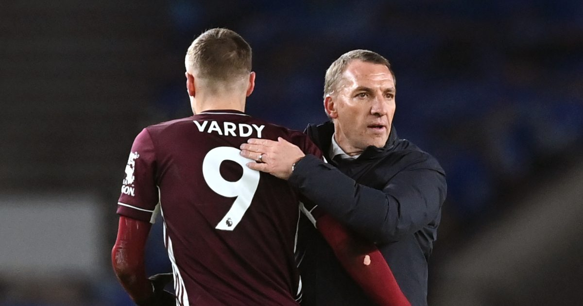 Rodgers Vardy F365