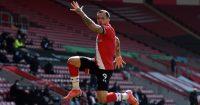 Danny Ings Southamptoin goal celebration v Burnley