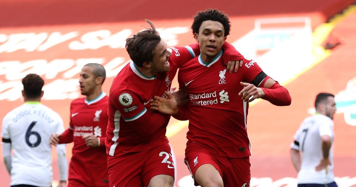 Liverpool Aston Villa F365