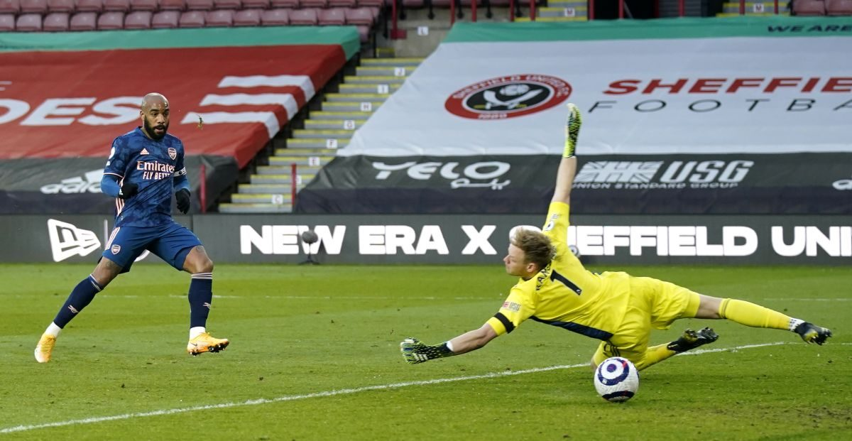 Alexandre Lacazette Arsenal