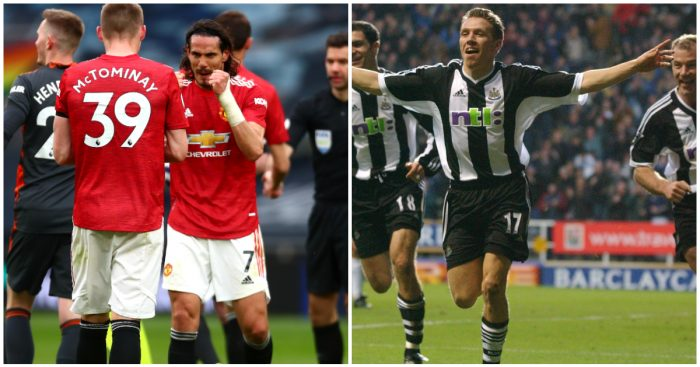 Premier League comebacks Man Utd Newcastle
