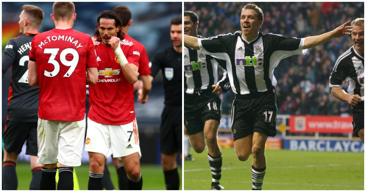 Man Utd still chasing Newcastle's crown as PL comeback kings... - Football365.com