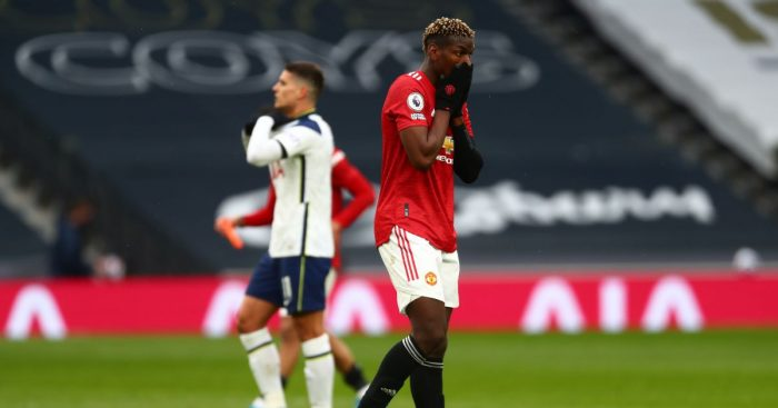 Paul Pogba Man Utd