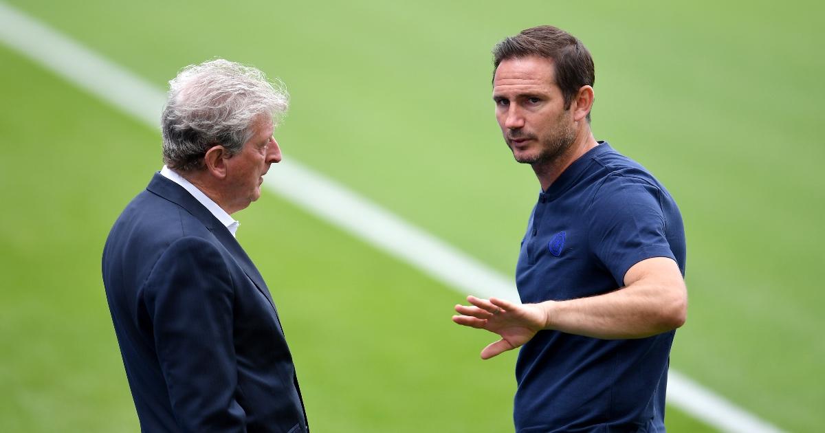 Frank Lampard Crystal Palace F365