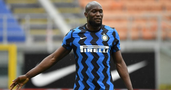 Romelu Lukaku Inter Man City F365