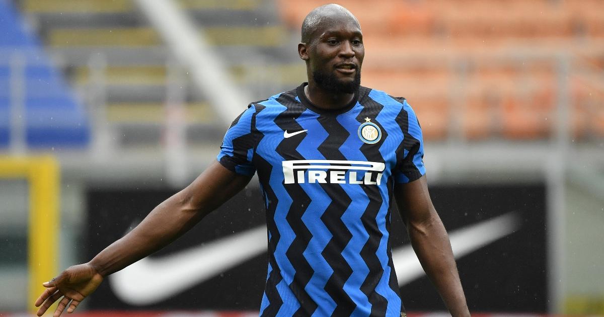 Romelu Lukaku Inter Man City F365