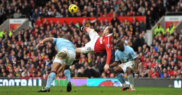 Rooney Man Utd