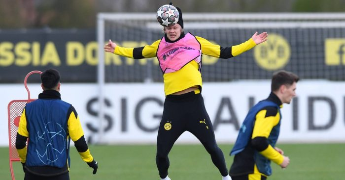 Erling Haaland Borussia Dortmund Chelsea