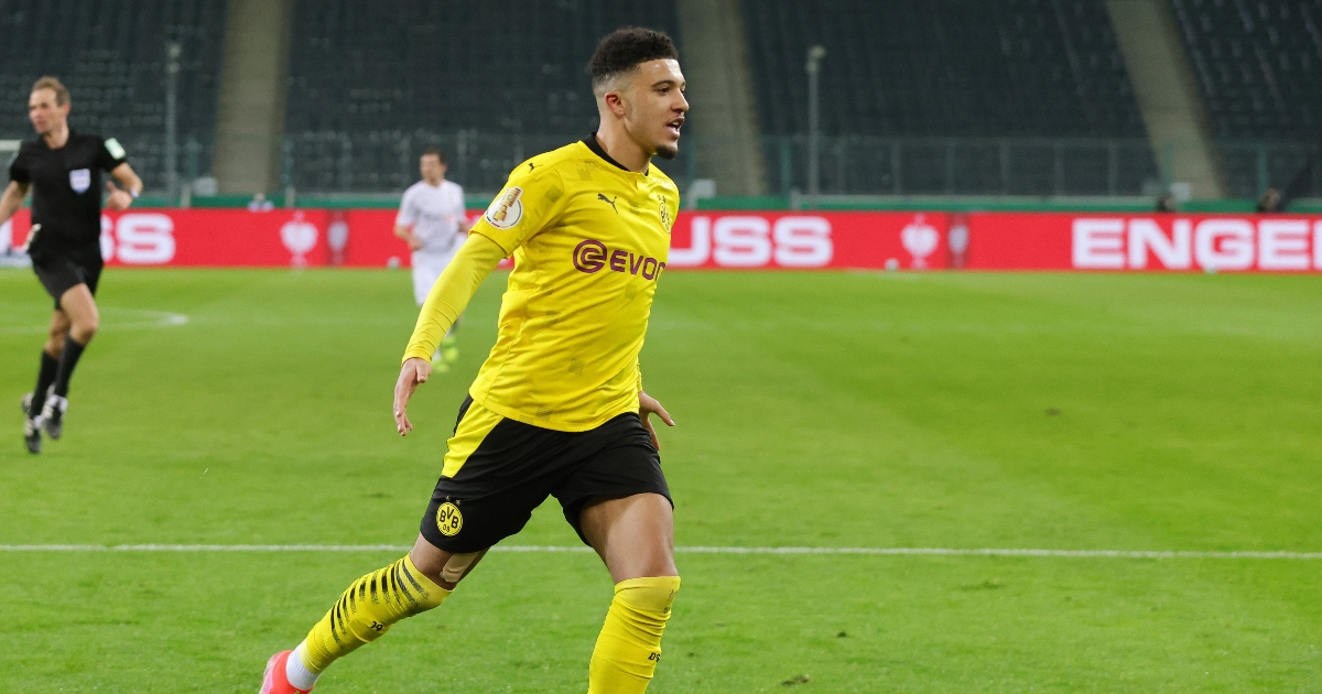 Liverpool urged to 'steal' Sancho signing from Man United