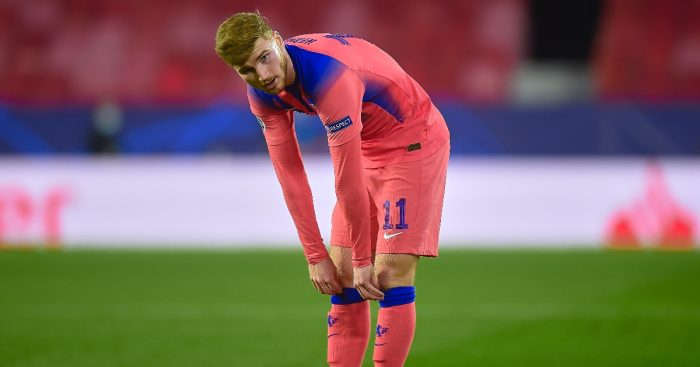Timo Werner Chelsea F365