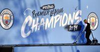 Man City Premier League title