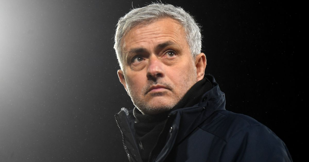 Mourinho suggests Dulux controversy could be Spurs PR stunt - Football365