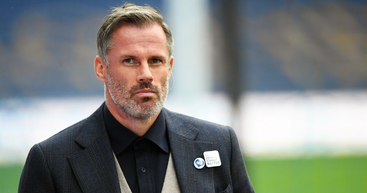 Carragher tells Liverpool to go out and buy three players - Football365
