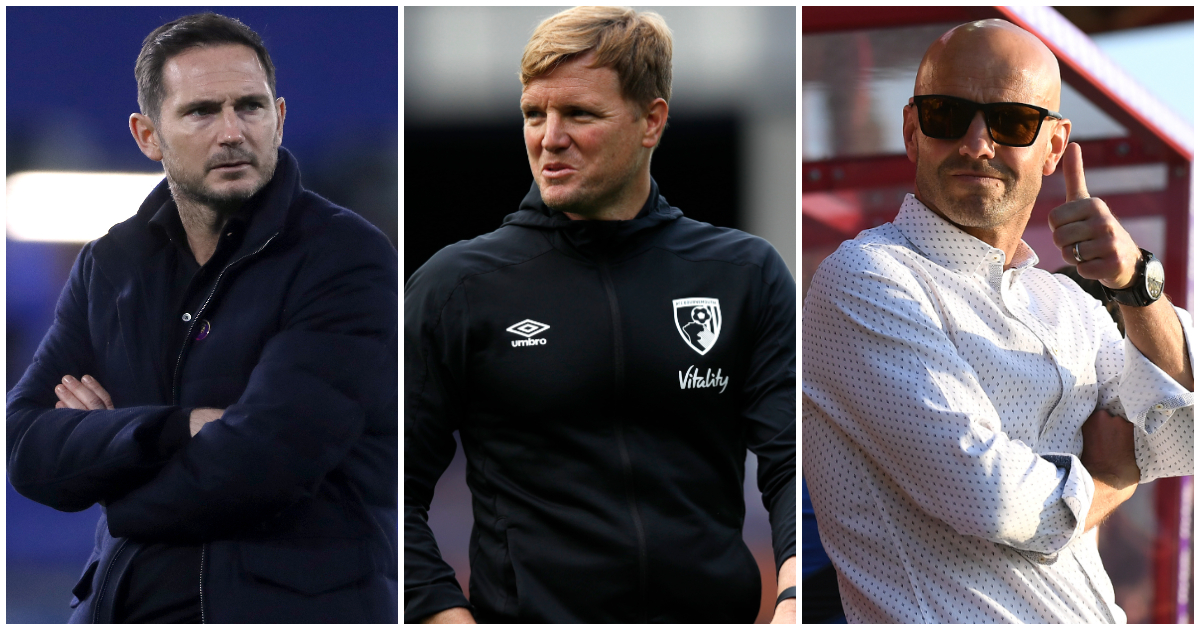 Five candidates to replace Boothroyd as England Under-21s manager...