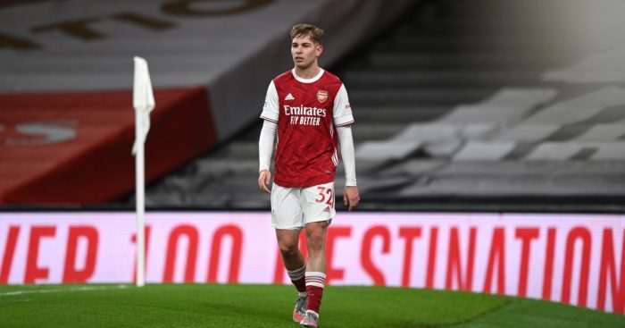Smith Rowe Arsenal