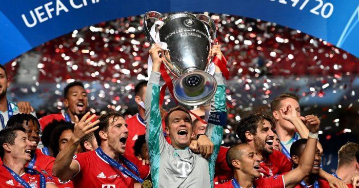 Champions League UEFA F365