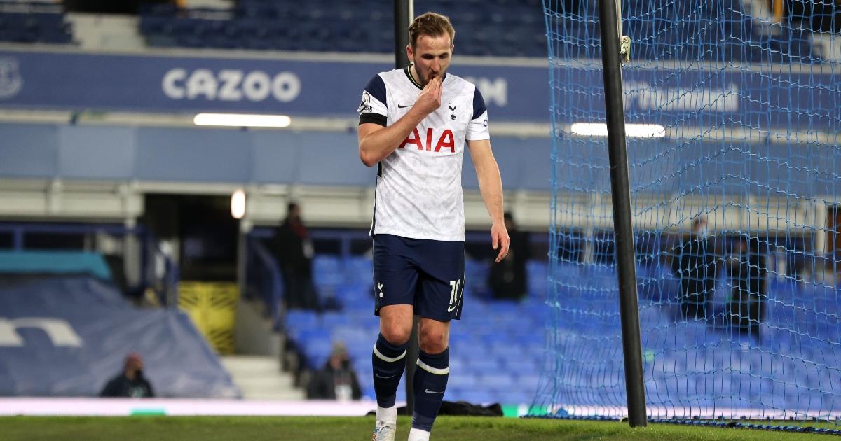 Harry Kane injury Jose Mourinho Spurs F365