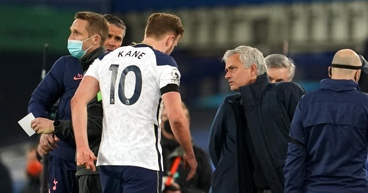 Kane may miss 'two or three' weeks with ankle injury - Football365