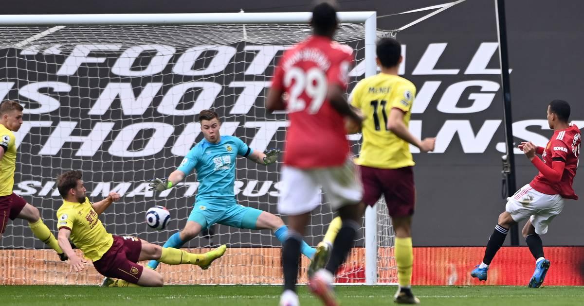 Mason Greenwood goal Manchester United