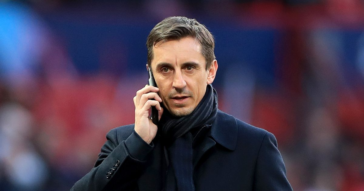 Neville has two reasons why everyone should 'hate' Euro Super League