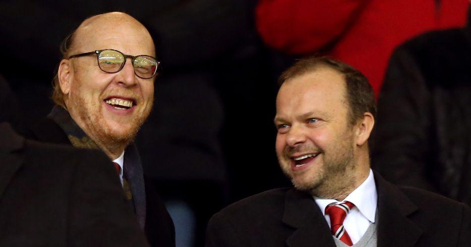 Joel Glazer Ed Woodward Manchester United