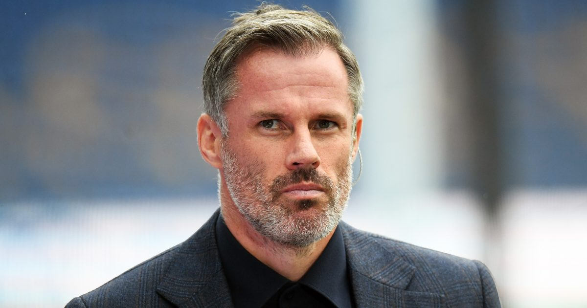 Jamie Carragher Liverpool F365
