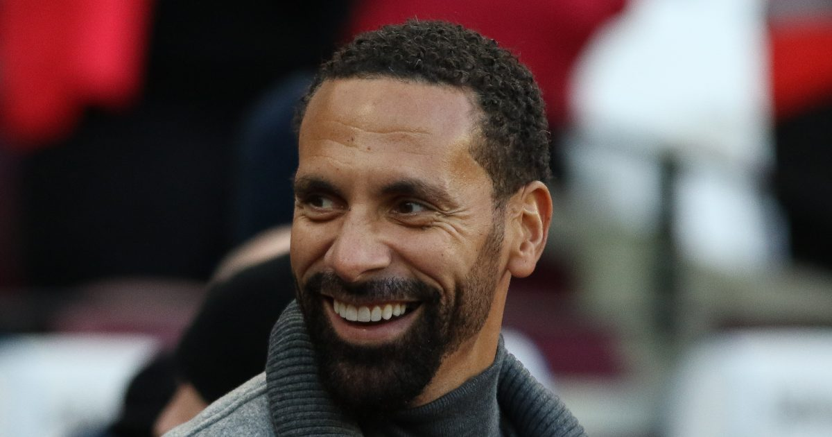 Ferdinand reveals which 'big six' side he almost joined
