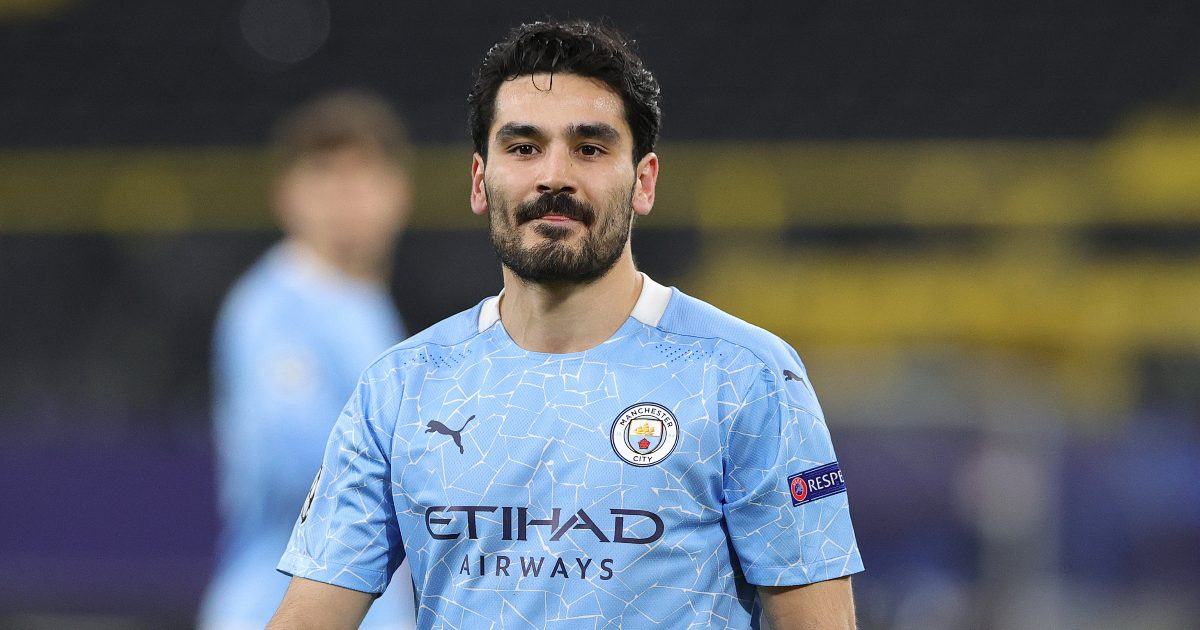 Gundogan: New UCL set-up 'lesser of two evils' compared to ESL