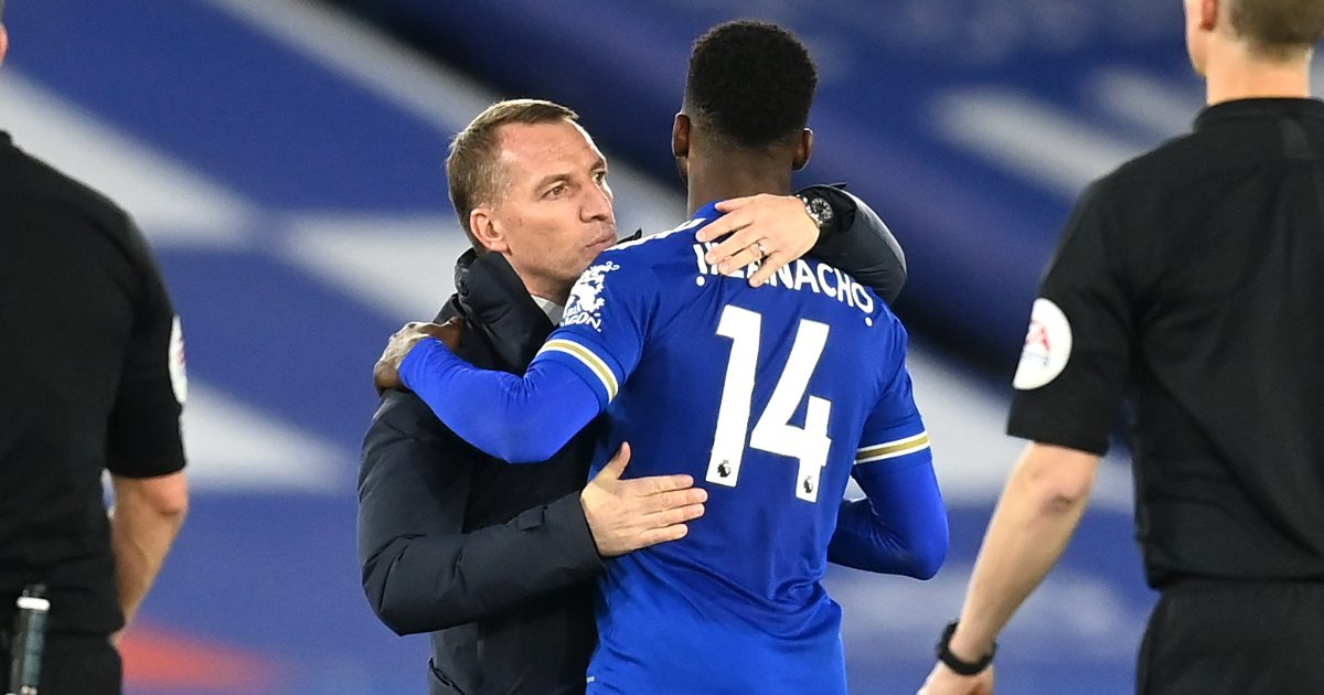 Rodgers Leicester F365