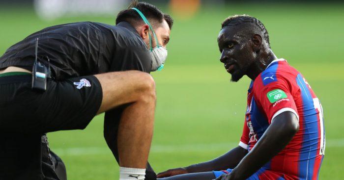 Mamadou Sakho Crystal Palace