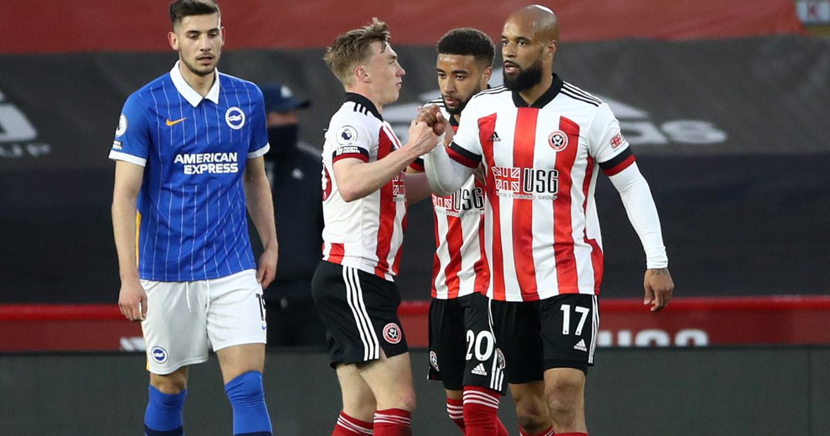 Sheffield United 1-0 Brighton: Relegated Blades sink Seagulls thumbnail