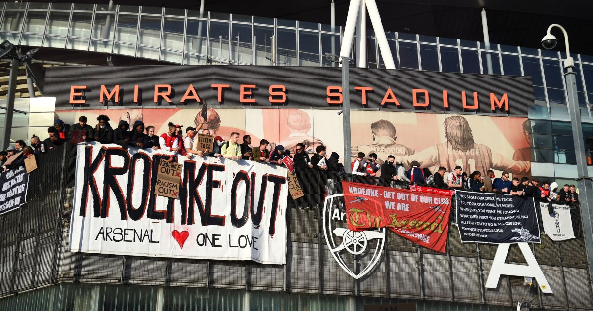 If Kroenke truly cared, he would sell Arsenal now…