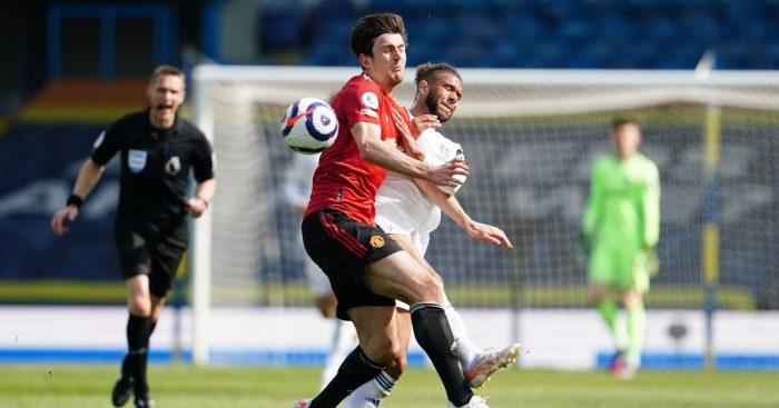 Harry Maguire Man Utd