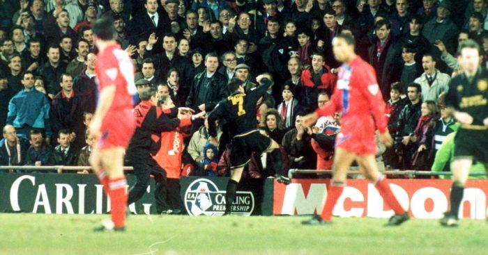 Eric Cantona Man Utd