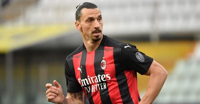 AC Milan Zlatan Ibrahimovic F365
