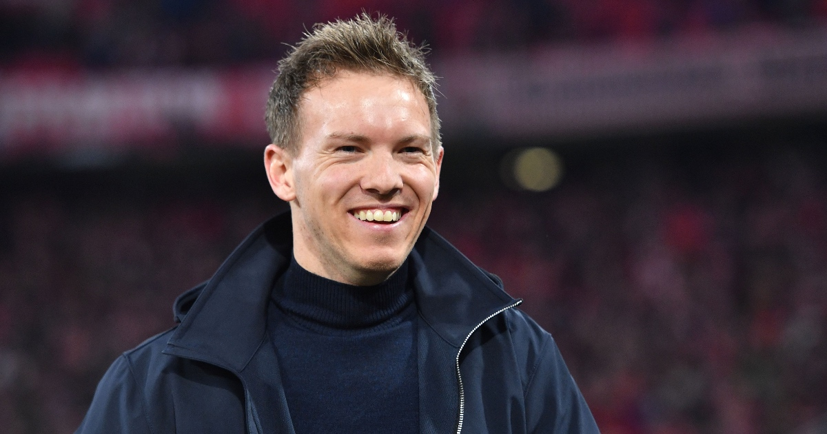 Spurs target Nagelsmann to take over at Bayern this summer