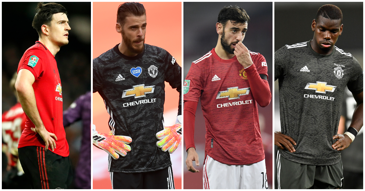 What went wrong in Man Utd's four semi defeats under Solskjaer...