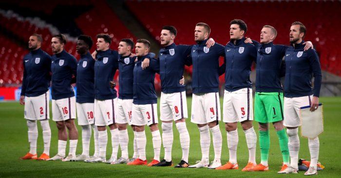 England UEFA Euros F365
