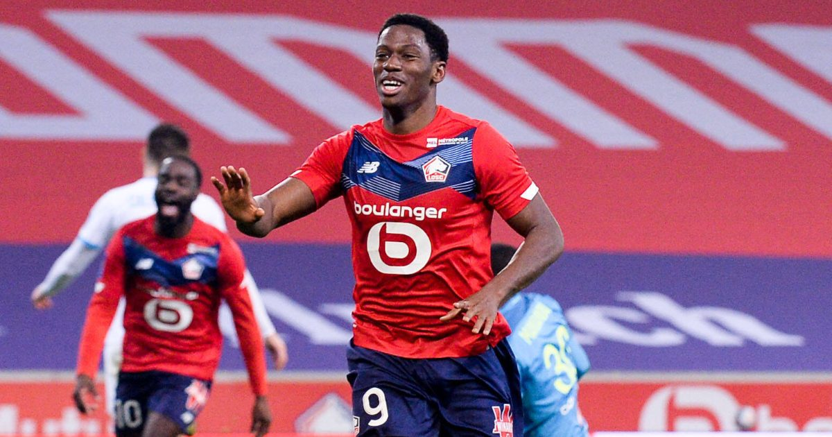 Man United, Arsenal interested in 21-year-old Lille forward thumbnail