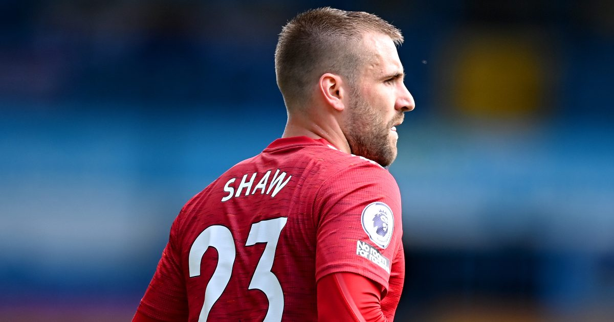 Europa League final a 'massive motivation' for Man Utd, says Shaw thumbnail