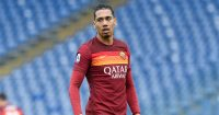 Chris Smalling Roma Man Utd F365