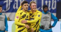 Jadon Sancho Julian Brandt Borussia Dortmund