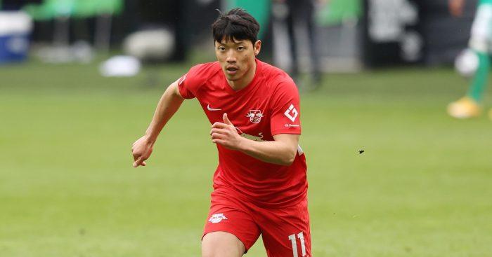 Hwang Hee-Chan Everton RB Leipzig F365