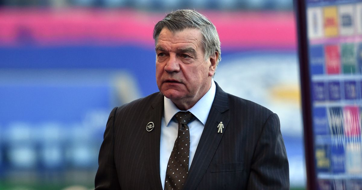 Sam Allardyce West Brom