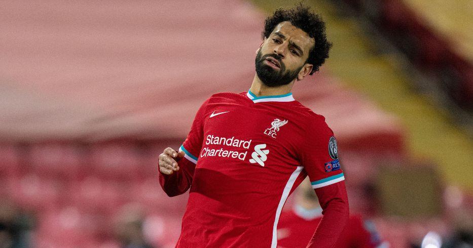 Carra explains Salah snub in his team of the season