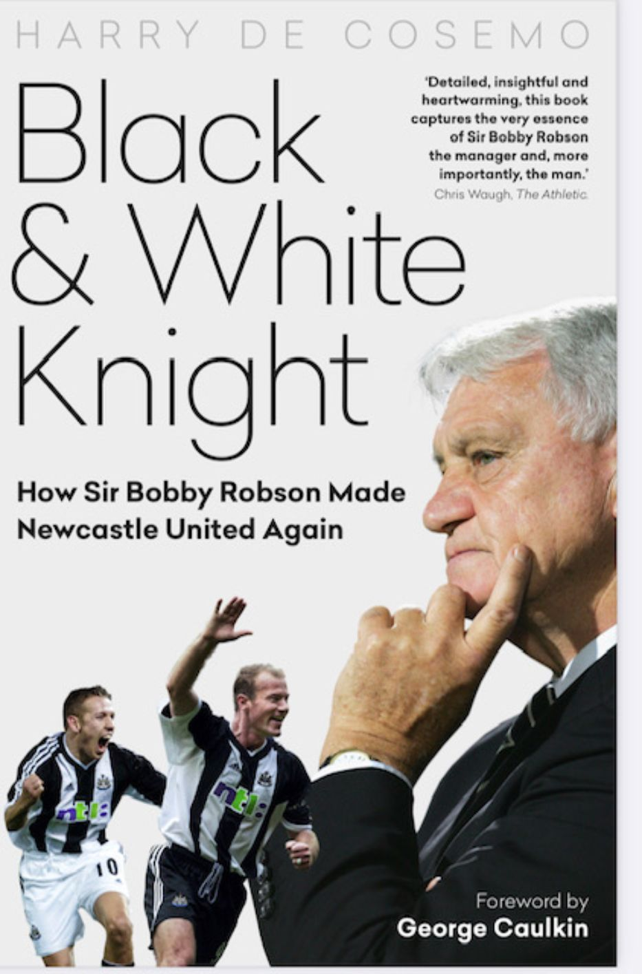 Front cover of Black & White Knight,
