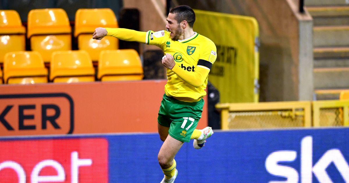Emi Buendia Norwich City