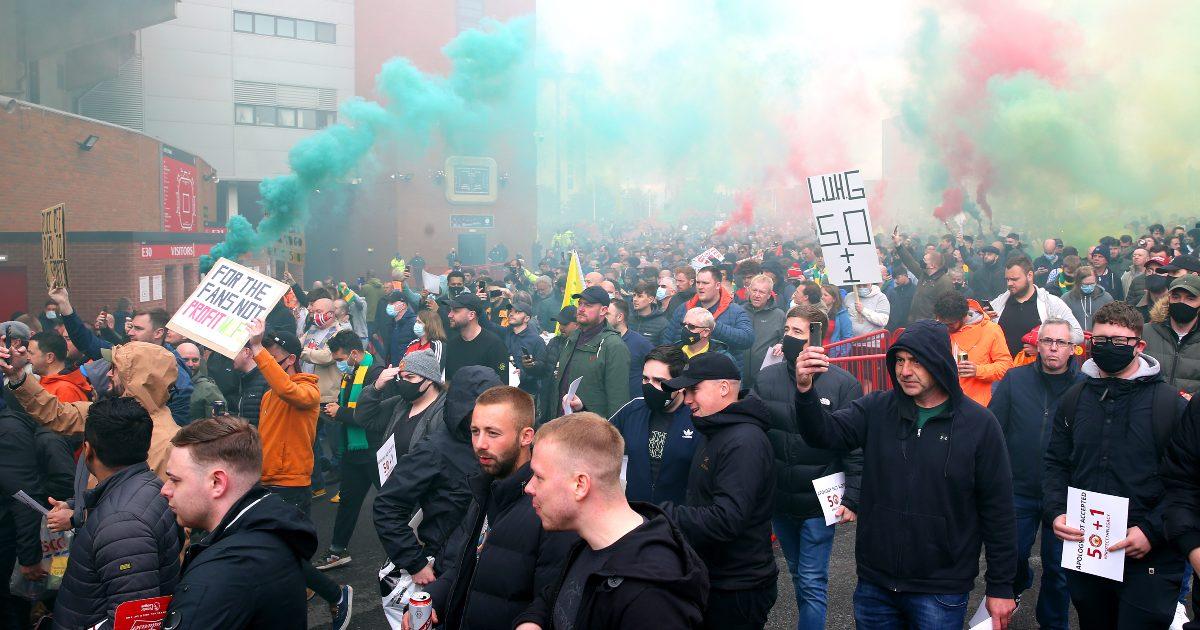 Old Trafford F365